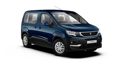 Peugeot Rifter - Available In Deep Blue
