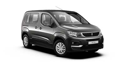Peugeot Rifter - Available In Nimbus Grey