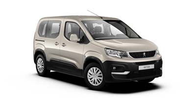 Peugeot Rifter - Available In Pearl Sand