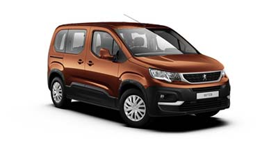 Peugeot Rifter - Available In Sunset Copper