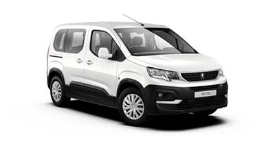 Peugeot Rifter - Available In Bianca White